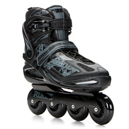 Roces Dodge Inline Skates, Black-Camo, 256