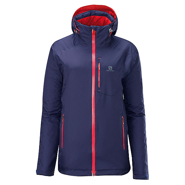 Salomon Isotherm Womens Jacket, , 600