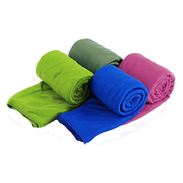 Sea to Summit Large Pocket Towel, Assorted, 600