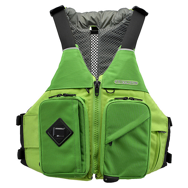 Astral Ronny Fisher Fishing Kayak Life Jacket, Green, 600
