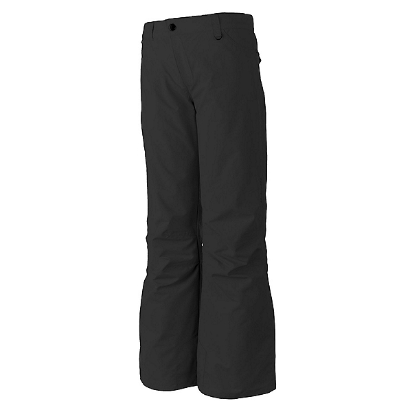 Obermeyer Sundance Short Shell Mens Ski Pants, Black, 600