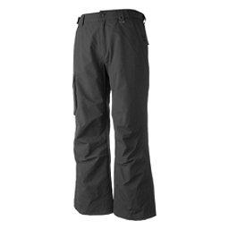 Obermeyer Rail Yard Shell Mens Ski Pants, Granite, 256