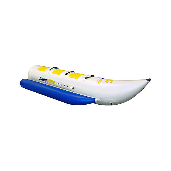 Aquaglide Metro Banana Boat 5 Person Towable Tube, , 600