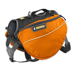 Ruffwear Approach Pack, Campfire Orange, 256