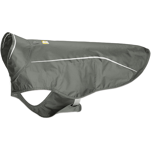 Ruffwear Sun Shower Rain Jacket, Granite Gray, 600