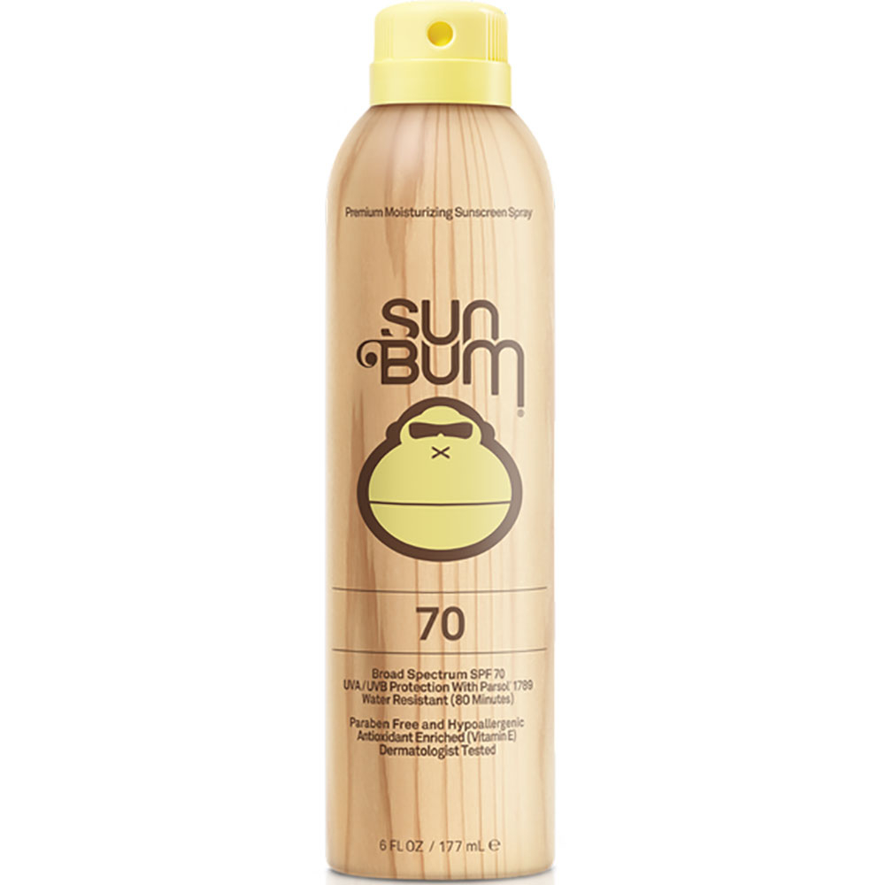 Image of Sun Bum SPF 70 Original Spray Sunscreen