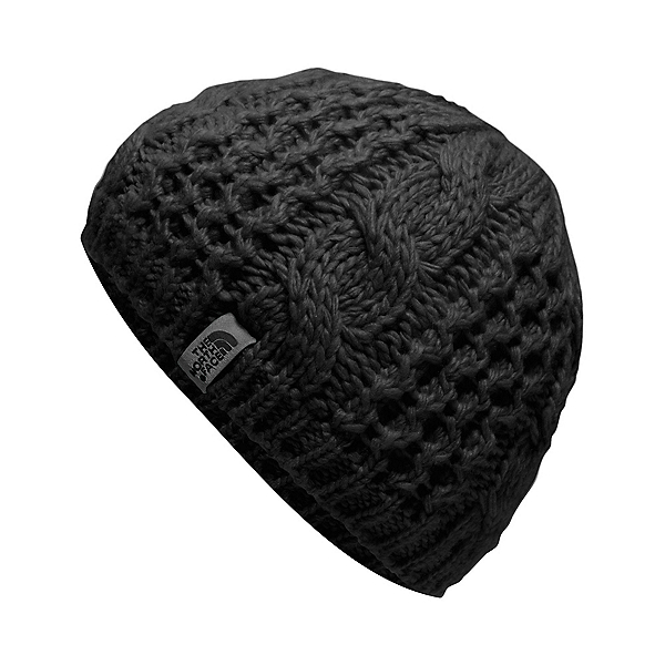 The North Face Youth Cable Minna Kids Hat (Previous Season), TNF Black, 600