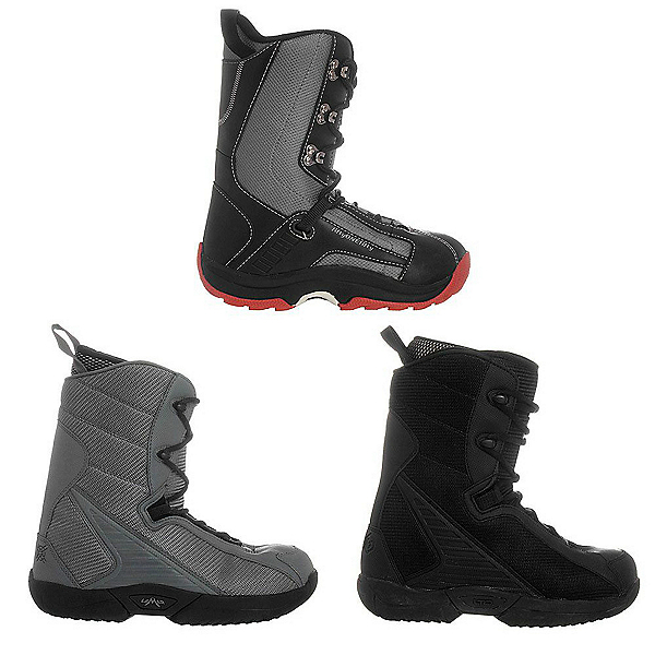 Used Basic Boys Snowboard Boots Snowboard Boots, , 600