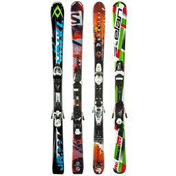 Used System Boys Kids Skis, , 256