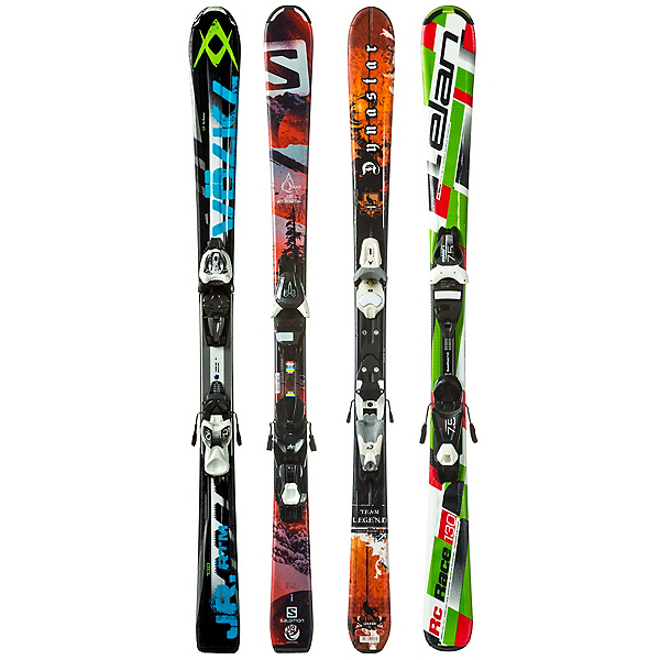 Used System Boys Kids Skis, , 600