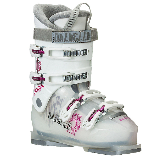 Used Premium Girls Ski Boots, , 600