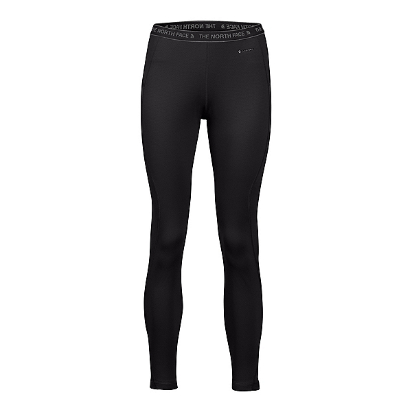 The North Face Warm Tight Womens Long Underwear Pants, TNF Black, 600