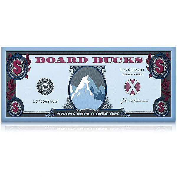 $10 Board Bucks, , 600