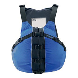 Stohlquist OSFA Life Jacket Adult Kayak Life Jacket, Royal Blue, 256