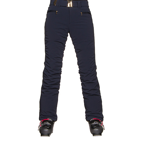 Bogner Luna Womens Ski Pants, Navy, 600
