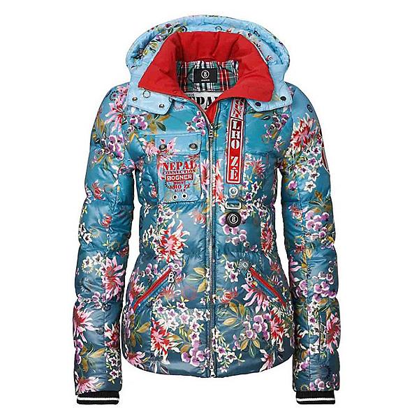 Bogner Kaja Down Womens Insulated Ski Jacket, , 600