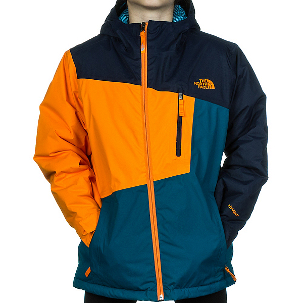 The North Face Gonzo Insulated Boys Ski Jacket 2015