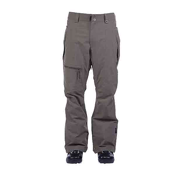 Cappel Calling Mens Snowboard Pants, Putty Dobby, 600