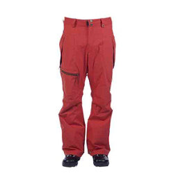 Cappel Calling Mens Snowboard Pants, Red Copper Dobby, 256