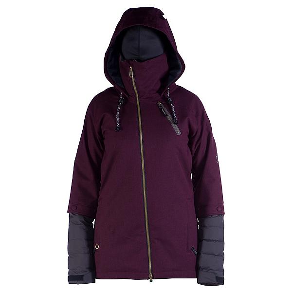 Cappel Heartbreak Womens Insulated Snowboard Jacket, , 600
