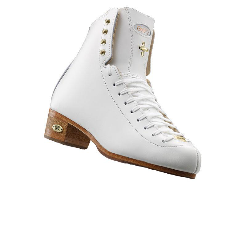 Riedell 75 Gold Star Girls Figure Ice Skates im test