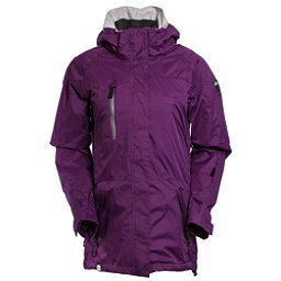 Ride Queen Womens Insulated Snowboard Jacket, , 256