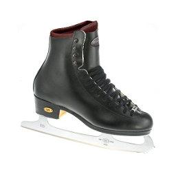 Riedell 25 Motion Kids Figure Ice Skates, Black, 256