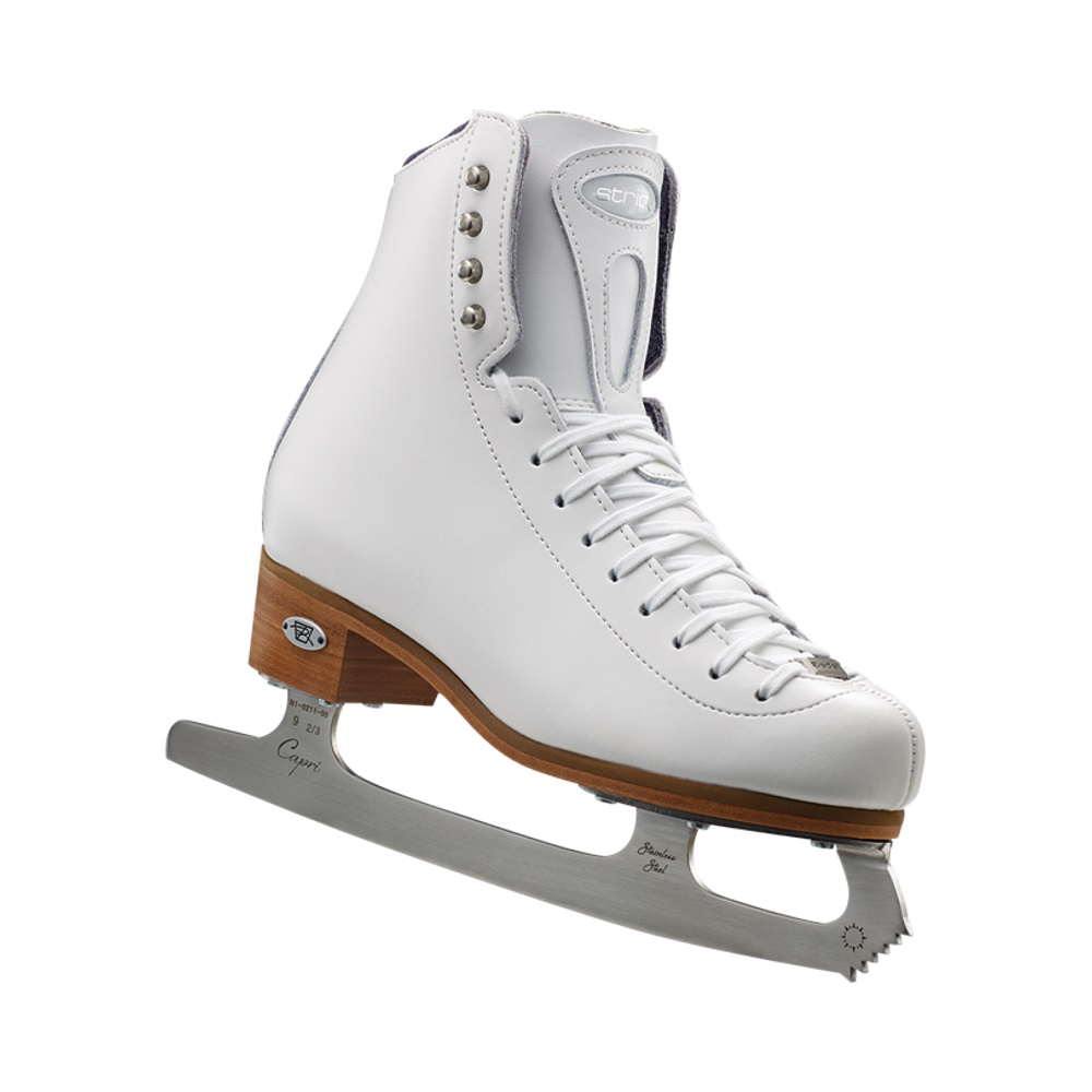 Riedell 23 Stride Girls Figure Ice Skates im test