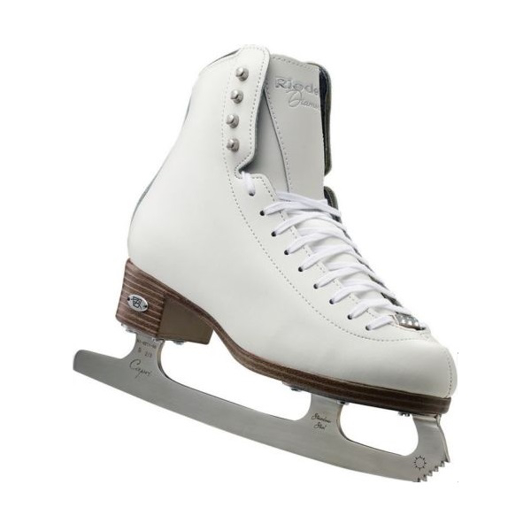 Riedell 33 Diamond Girls Figure Ice Skates im test