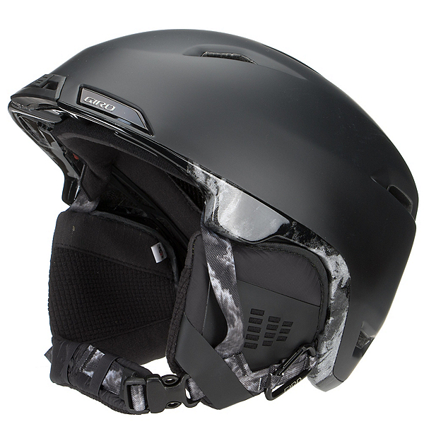 Giro Edit Helmet, Matte Black Rocksteady, 600