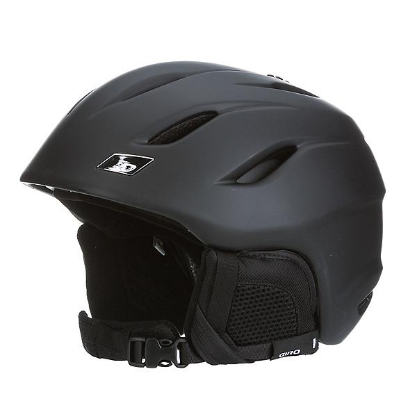 Giro Nine Helmet 2018, Matte Black, 600