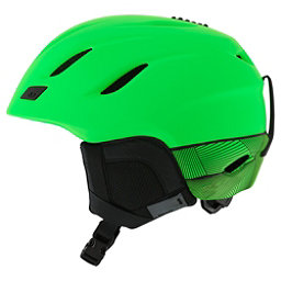 Giro Nine Helmet, Matte Bright Green, 256