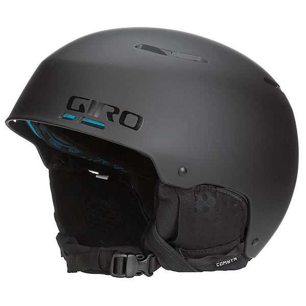 Giro Combyn Helmet 2018, Matte Black, 600