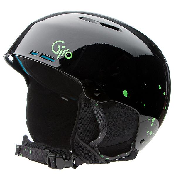 Giro Combyn Helmet, Black Splatter, 600