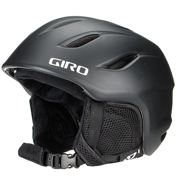 Giro Nine Kids Helmet, Matte Black, 600