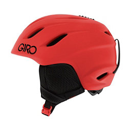 Giro Nine Kids Helmet 2018, Matte Bright Red, 256