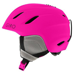 Giro Nine Kids Helmet 2018, Matte Bright Pink, 256