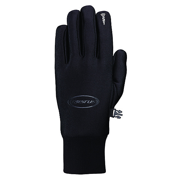 Seirus SoundTouch AWG Womens Gloves, Black, 600