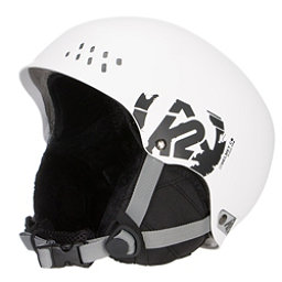 K2 Phase Pro Audio Helmet, White, 256