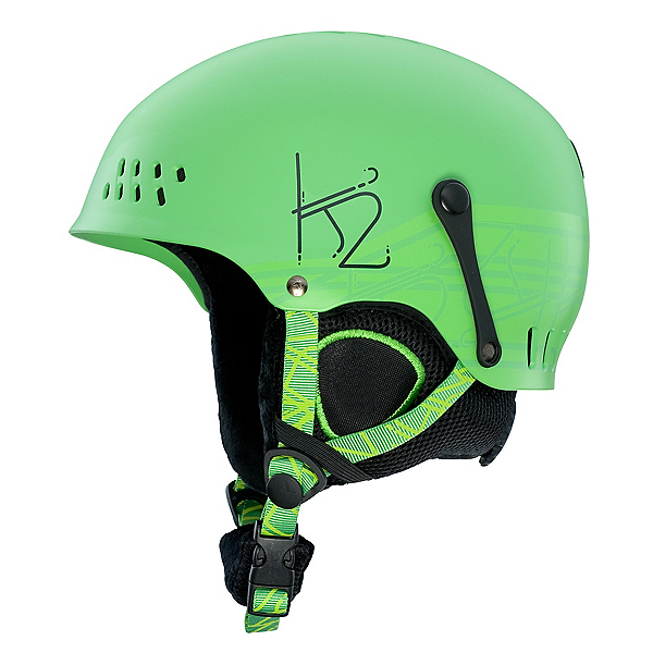 K2 Entity Kids Helmet, Green, 600