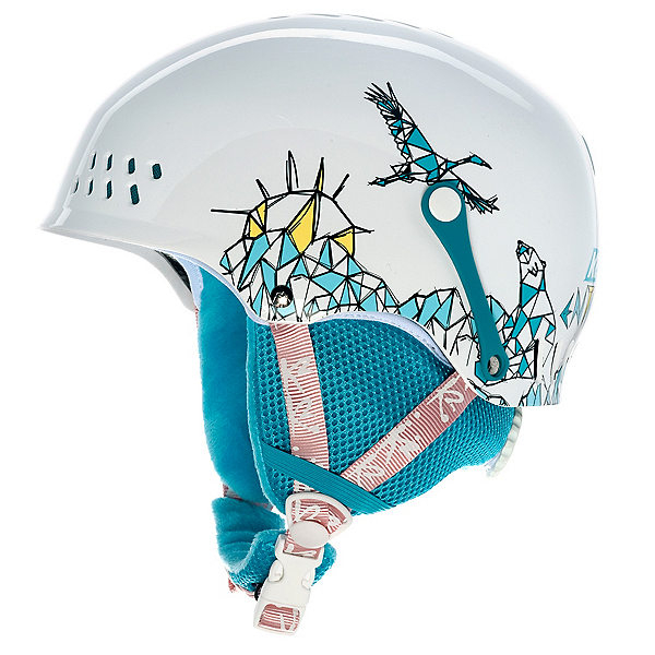 K2 Entity Kids Helmet, White, 600