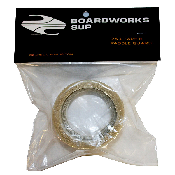Boardworks Surf Rail and Paddle Tape, Clear, 600