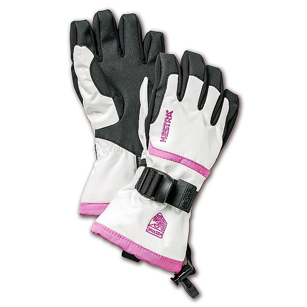 Hestra CZone Gauntlet Girls Gloves, , 600