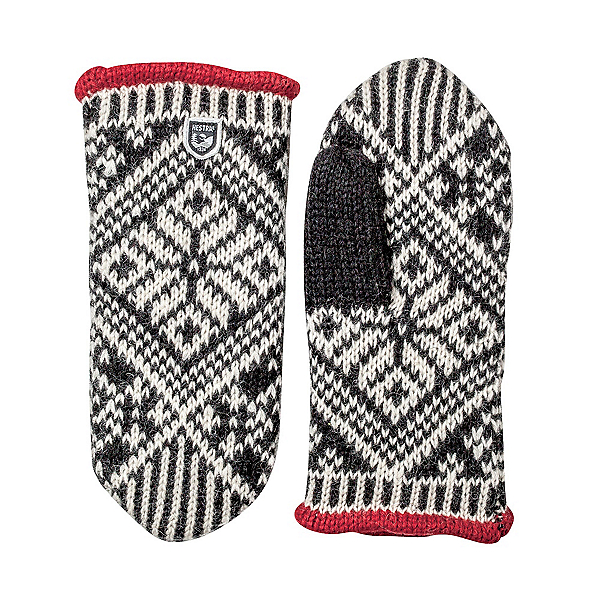 Hestra Nordic Wool Womens Mittens, , 600