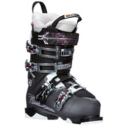 Nordica NXT N2W Womens Ski Boots, Black, 256