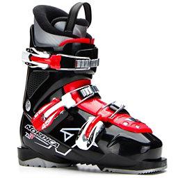 Nordica Team 3 Kids Ski Boots, Black, 256