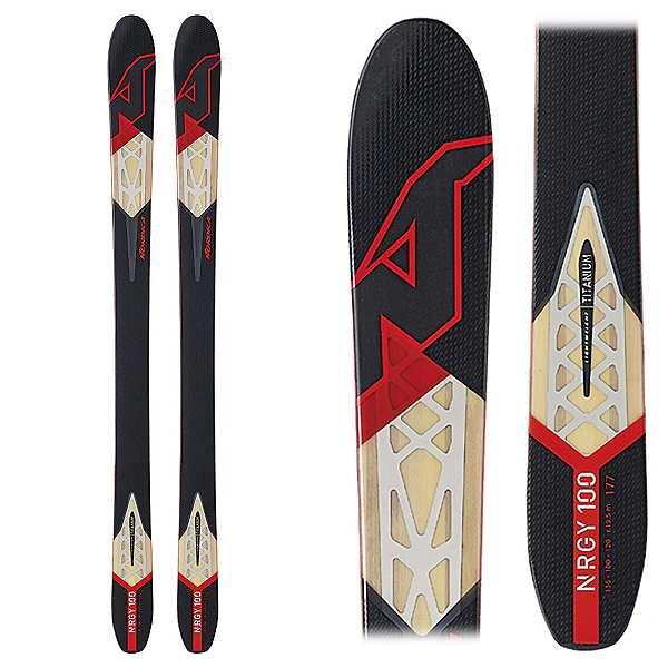 Nordica NRGy 100 Skis, , 600