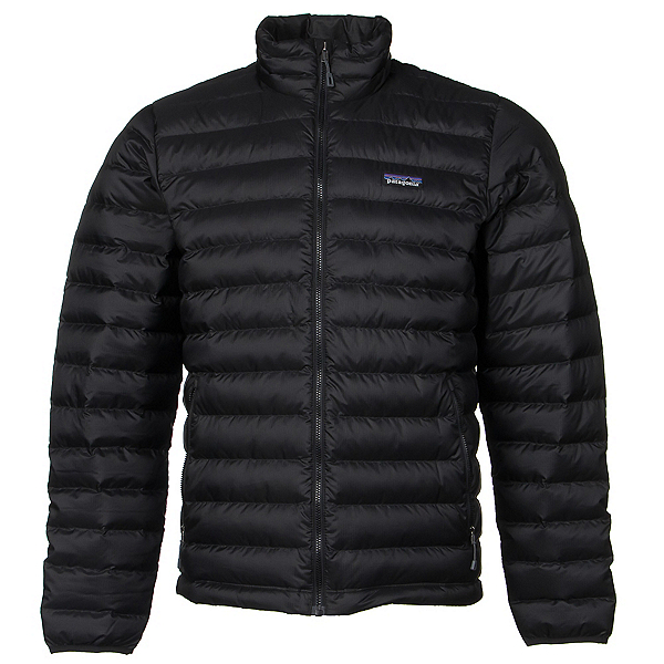 Patagonia Down Sweater Mens Jacket, Black, 600