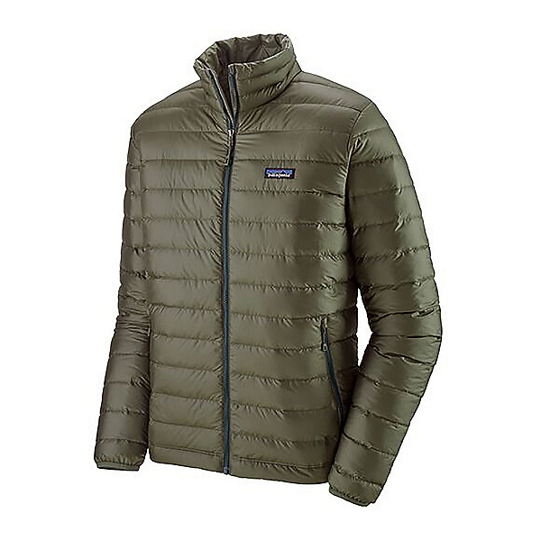 Patagonia Down Sweater Mens Jacket, Industrial Green, 600