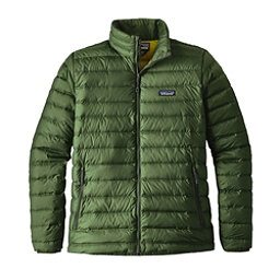 Patagonia Down Sweater Mens Jacket, Glades Green, 256